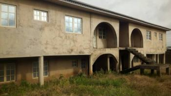 Block of 4 Flats of 3 Bedrooms Each at 80% Completion + 3-bedroom Bungalow at 50% Completion, Akala Expressway, Off Oluyole Estate, Ibadan, Oyo, Block of Flats for Sale