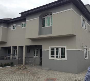 New 5 Bedroom Duplex with Bqs, Pinnock Estate, Lekki, Lagos, Semi-detached Duplex for Sale