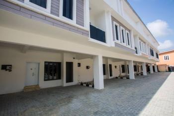 Luxury 3 Bedroom Terrace Duplex, Off Orchid Hotel Road, Lafiaji, Lekki, Lagos, Terraced Duplex for Rent