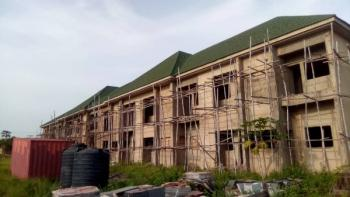 Luxury 4 Bedroom Terrace  with Excellent Infrastructure, Behind Ebeano Supermarket, Lokogoma District, Abuja, Terraced Duplex for Sale
