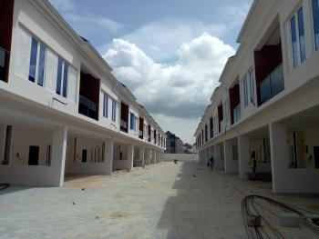 4 Bedroom Terrace Duplexes Available, Off Orchid Road, Lafiaji, Lekki, Lagos, Terraced Duplex for Rent
