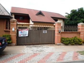 3 Units 5 Bedroom Detached Duplex, Justice Sowemimo Street, Asokoro, Asokoro District, Abuja, House for Sale