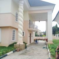 Newly Built 5 Bedrooms Duplex With Swimming Pool And Large Compound., , Asokoro District, Abuja, 5 Bedroom, 6 Toilets, 5 Baths House For Sale