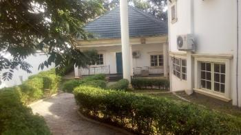 Exotic 8 Bedroom Ambassadorial Serviced Mansion, Pool, Elevator,2 Bedroom Bq,3 Rooms Chalet, Good for Ngo, Embassy, Vips, Multinationals, Maitama District, Abuja, House for Rent