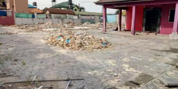2 Plots Corner Piece of Land Measuring 931sqm + 3 Bedroom, Rumuibekwe Housing Estate, Port Harcourt, Rivers, Mixed-use Land for Sale