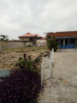 a Plot of Land Completely, Fully Fenced and Partly Interlocked, Fidiso Estate,2 Minutes Drive After Novare Mall, Sangotedo, Ajah, Lagos, Land for Sale