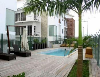 Luxury 3 Bedroom Service Apartment with Bq, Banana Island, Ikoyi, Lagos, Flat for Rent
