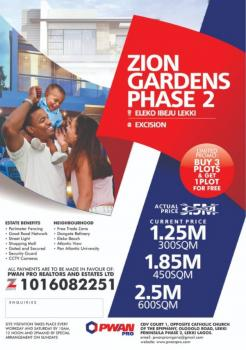 Land, Eleko, Ibeju Lekki, Lagos, Industrial Land for Sale