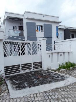 a Tastefully Built 4 Bedroom Fully Detached Duplex with Inbuilt Swimming Pool, Chevron, Lekki, Lagos, Detached Duplex for Sale