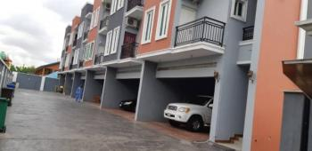Brand New & Exquisitely Finished 4 Bedroom Terrace Duplex with Bq, Swimming Pool, Cctv, Etc, Awuse Estate, Off Salvation Street, Opebi, Ikeja, Lagos, Terraced Duplex for Sale
