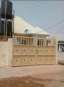 a Distress Sale of a 2 Bedroom Bungalow, Tundun Wada, Lugbe District, Abuja, Detached Bungalow for Sale