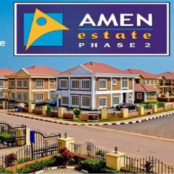 Luxury 2 Bedroom Flat, Amen Estate, Eleko, Ibeju Lekki, Lagos, Flat for Sale