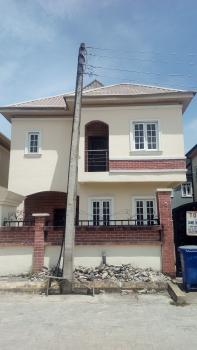 3 Bedroom Detached Duplex with Big Bq, Idado, Lekki, Lagos, House for Rent