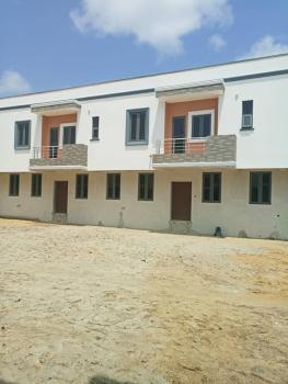 Unbeatable Deal: 3 Bedroom Terrace Duplex with Bq, Chevron Toll Gate, Lekki Phase 1, Lekki, Lagos, Terraced Duplex for Sale