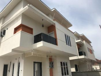 Brand New Massive 5 Bedroom Fully Detached Contemporary Duplex with Bq, Thomas Estate, Ajah, Lagos, Detached Duplex for Sale
