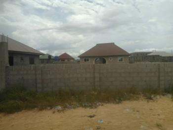 4 Bedroom Flat  Bungalow Bq Setting on Full Plot of Land, Onosa, Ibeju Lekki, Lagos, Detached Bungalow for Sale