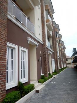 4 Bedroom Semi-detached Terrace for Sale in Oniru, Oniru, Victoria Island (vi), Lagos, Terraced Duplex for Sale