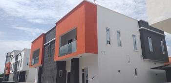 4 Bedroom Semi Detached Duplex with Gym, Swimming Pool, Russel School Road, Vgc, Lekki, Lagos, Semi-detached Duplex for Sale