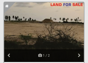 Dry Land, Parkview, Ikoyi, Lagos, Land Joint Venture