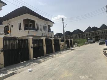 Lovely 3 Bedroom Duplex with Bq, Chevron Lekki, Lekki, Lagos, Semi-detached Duplex for Sale