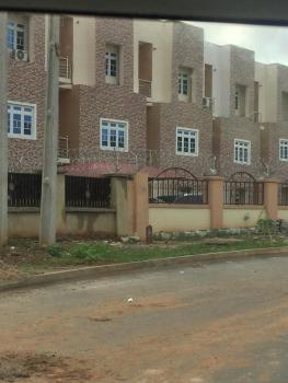 Well Finished 6 Units of 4 Bedrooms Terrace Duplexes, Wuye, Abuja, Terraced Duplex for Sale