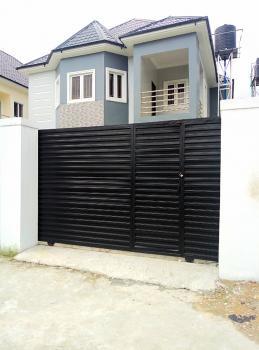 Newly Built 4bedroom Duplex in Royal Avenue Estate Peter Odili for Sale, Royal Avenue Estate Peter Odili, Port Harcourt, Rivers, Detached Duplex for Sale