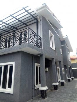 Newly Renovated Four Bedroom with a Bq, Lekki Phase 1, Lekki, Lagos, Detached Duplex for Sale