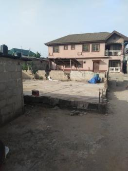 a Clean Modern 7 Bedroom Detached Duplex on a Full Plot of Land, Igando, Ikotun, Lagos, Detached Duplex for Sale