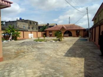 a Standard Bungalow with 2 Units of 2 Bedroom Flat Set Back, with 4 Shops, Igando, Ikotun, Lagos, Detached Bungalow for Sale