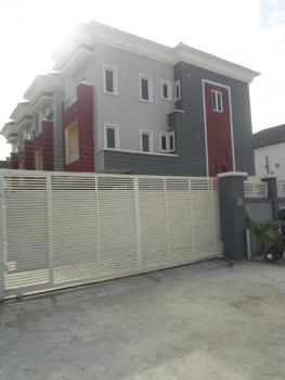 Luxury 4 Bedroom Terrace Duplex, Canal West, Osapa, Lekki, Lagos, Terraced Duplex for Rent