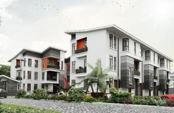 New 4 Bedroom Plus Bq Semi Detached Duplex for Sale, Abijo Ajah Lekki Lagos., Abijo, Lekki, Lagos, Semi-detached Duplex for Sale