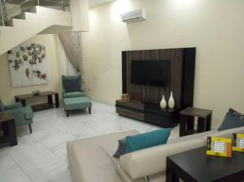 Brand New 4bedroom Apartment with Pool, Adeniyi Jones, Ikeja, Lagos, Terraced Duplex Short Let