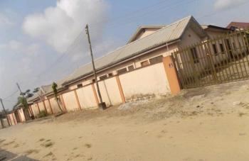 Purpose Built and Well Located Light Factory/warehouse Built on 4 and Half Plots of Land, Kajola, Off Lekki Epe Expressway, Ibeju Lekki, Lagos, Warehouse for Rent