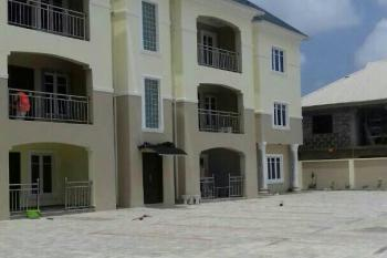 Block of 6 2 Bedroom Flats All En Suite and Spacious Compound, United Estate Beside Wadbash Hotel, Sangotedo, Ajah, Lagos, Block of Flats for Sale
