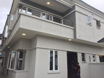 Brand New 4 Bedroom Semi Detached  Duplex with Bq, Osapa London, Jakande, Lekki, Lagos, Semi-detached Duplex for Rent