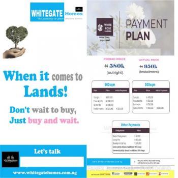 Land, Oriba Town, Ibeju Lekki, Lagos, Commercial Land for Sale