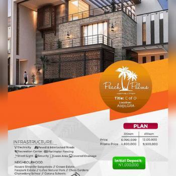 Plots of Land, Abijo Gra., Sangotedo, Ajah, Lagos, Residential Land for Sale
