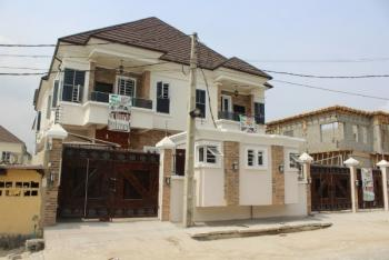 Brand New 4-bedroom Detached Duplex with Bq, Ikota Villa Estate By Mega Chicken, Ikota Villa Estate, Lekki, Lagos, Semi-detached Duplex for Sale