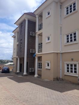 Serviced & Spacious Built 2 Bedrooms Apartment with Maids Quarters, Off Okonjo Iweala Way, Utako, Abuja, Flat for Rent