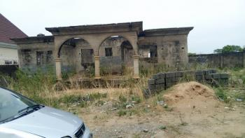 Fully Detached Carcass of 3 Bedroom Bungalow with a Space for Bq in an Estate, Life Camp, Gwarinpa, Abuja, Detached Bungalow for Sale
