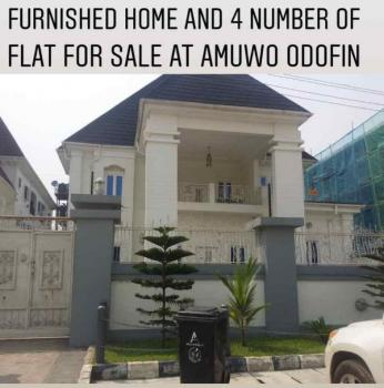 Brand New Furnished 6 Bedroom Detached Duplex, Amuwo Odofin, Festac Area Lagos, Orile, Lagos, Detached Duplex for Sale