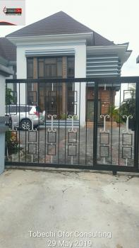 5 Bedroom Self Serviced Semi Detached House +boys Quarter + Dedicated Generator, Pinnock Estate, Osapa, Lekki, Lagos, Semi-detached Duplex for Rent
