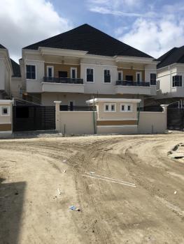 Well Finished and Spacious 4 Bedroom Semi Detached Duplex 1rm Bq, Chevron Estate Area, Lekki, Lagos, Semi-detached Duplex for Sale