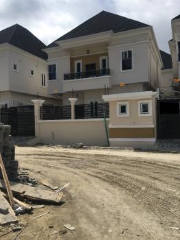 Nicely Finished 5bedroom Fully Detached Duplex with 1bq, Chevy View Estate, Lekki, Lagos, Detached Duplex for Sale
