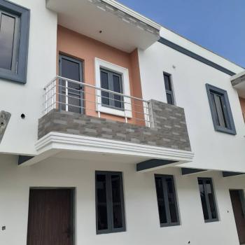 3 Bedroom Terrace Duplex with Bq, Chevron Toll Gate, Lekki, Lagos, Terraced Duplex for Sale