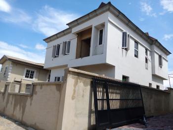 Brand New 4 Bedroom Detached Duplex with Bq, Ifako, Gbagada, Lagos, Detached Duplex for Sale
