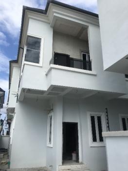 Well Finished 4bedroom Semi Detached Duplex +1rm Bq, Chevron Drive, Lekki, Lagos, Semi-detached Duplex for Sale