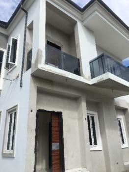 Elegant Built and Finished 4bedroom Semi Detached Duplex with Bq., Chevron, Lekki Expressway, Lekki, Lagos, Semi-detached Duplex for Sale