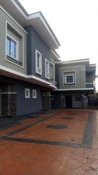 Brand New and Nicely Finished 4units of  3 Bedroom Terrace Duplex with Boys Quarter, Ilamose Estate, Oke Afa, Isolo, Lagos, Terraced Duplex for Sale