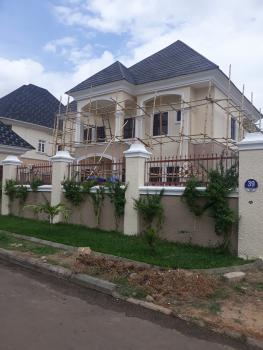 5 Bedrooms Exquisitely Crafted Fully Detached Duplex with 2 Rooms Servant Quarters, Blue Fountian/efab Metropolis Estate, Gwarinpa Estate, Gwarinpa, Abuja, Detached Duplex for Rent